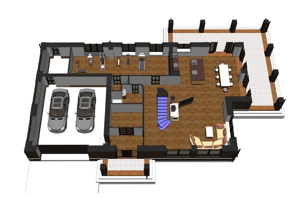 Дом KSENIYA